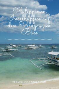 Philippinen, Inselhüpfen auf den Visayas per Bike