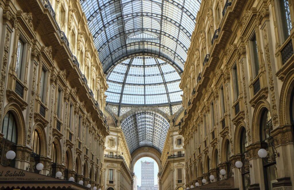 Mailand in einem Tag, ein bisschen Shopping und Sightseeing