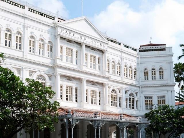 Raffles Hotel Singapur