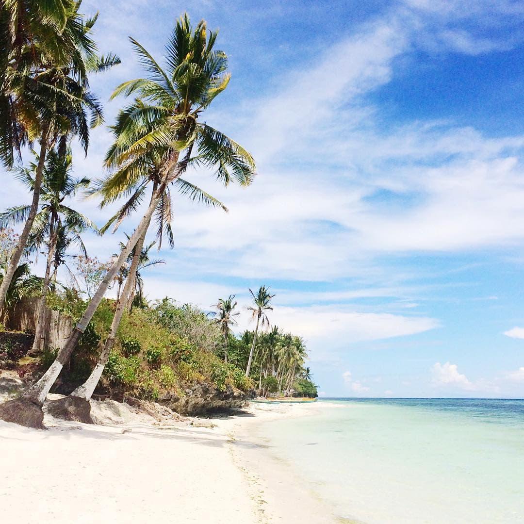 Anda White Beach Bohol
