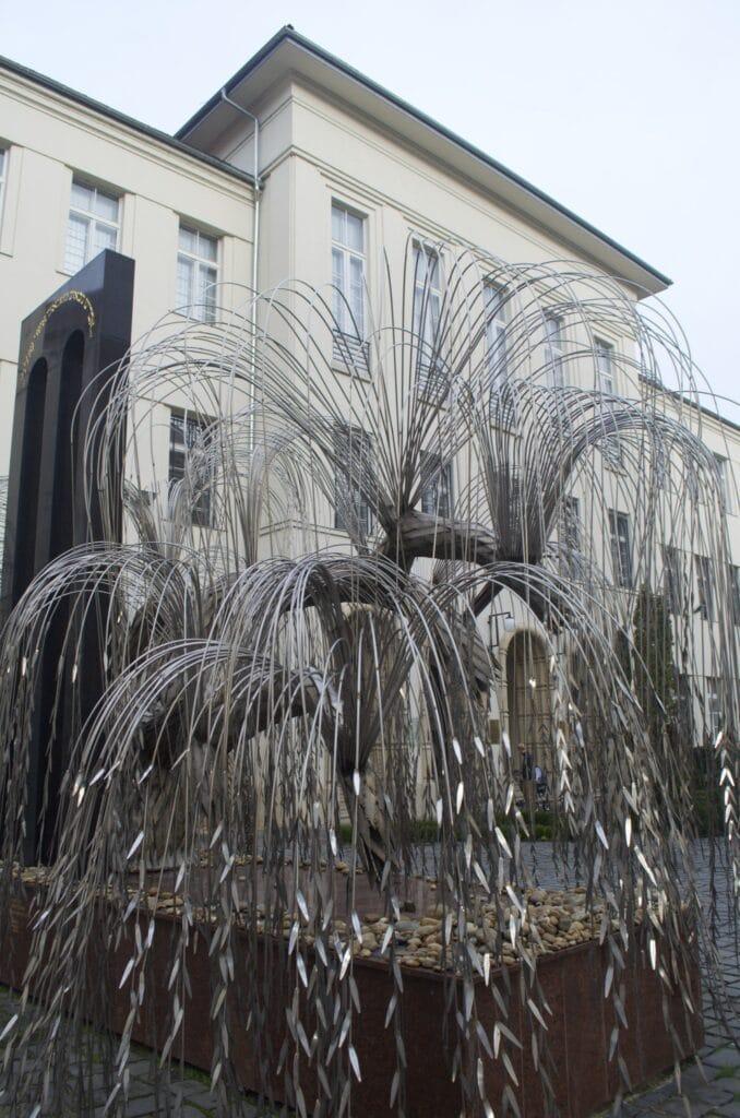 Baum des Lebens Budapest