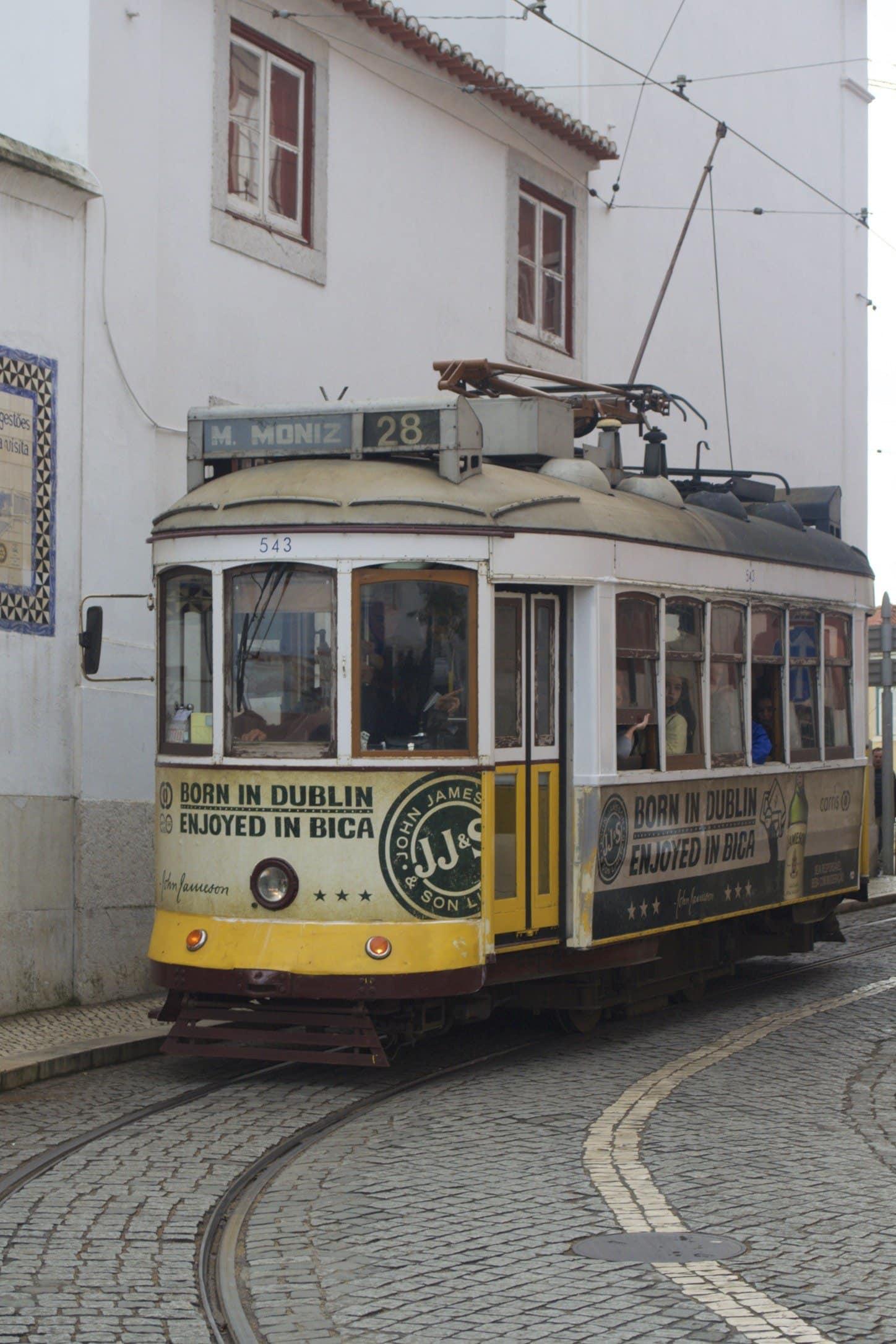 Tram Nr. 28