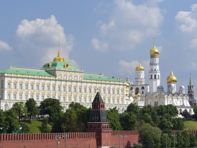 Kremlpalast Moskau