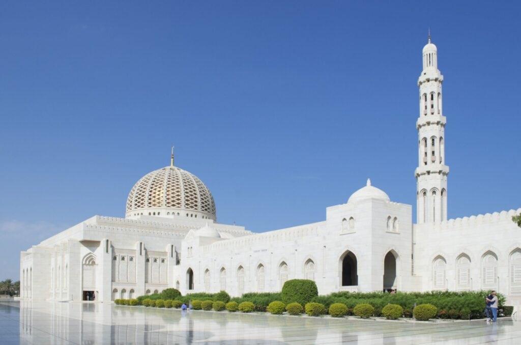 Sultan-Qabus-Moschee Muscat