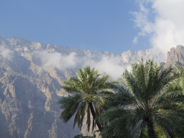 Oman Jabal Shams