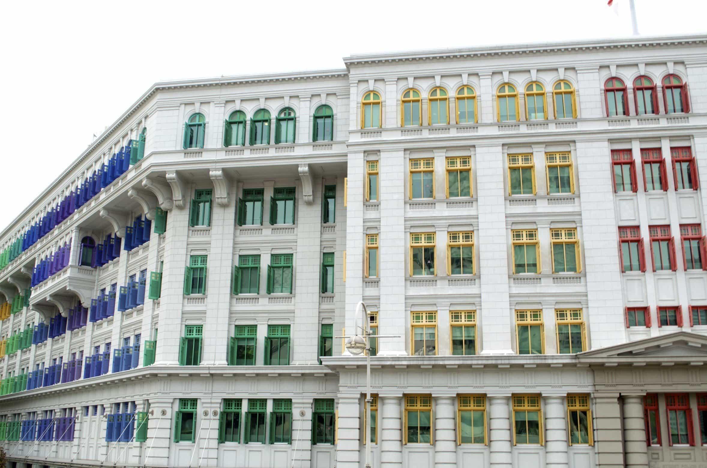 altes Polizeirevier Singapur