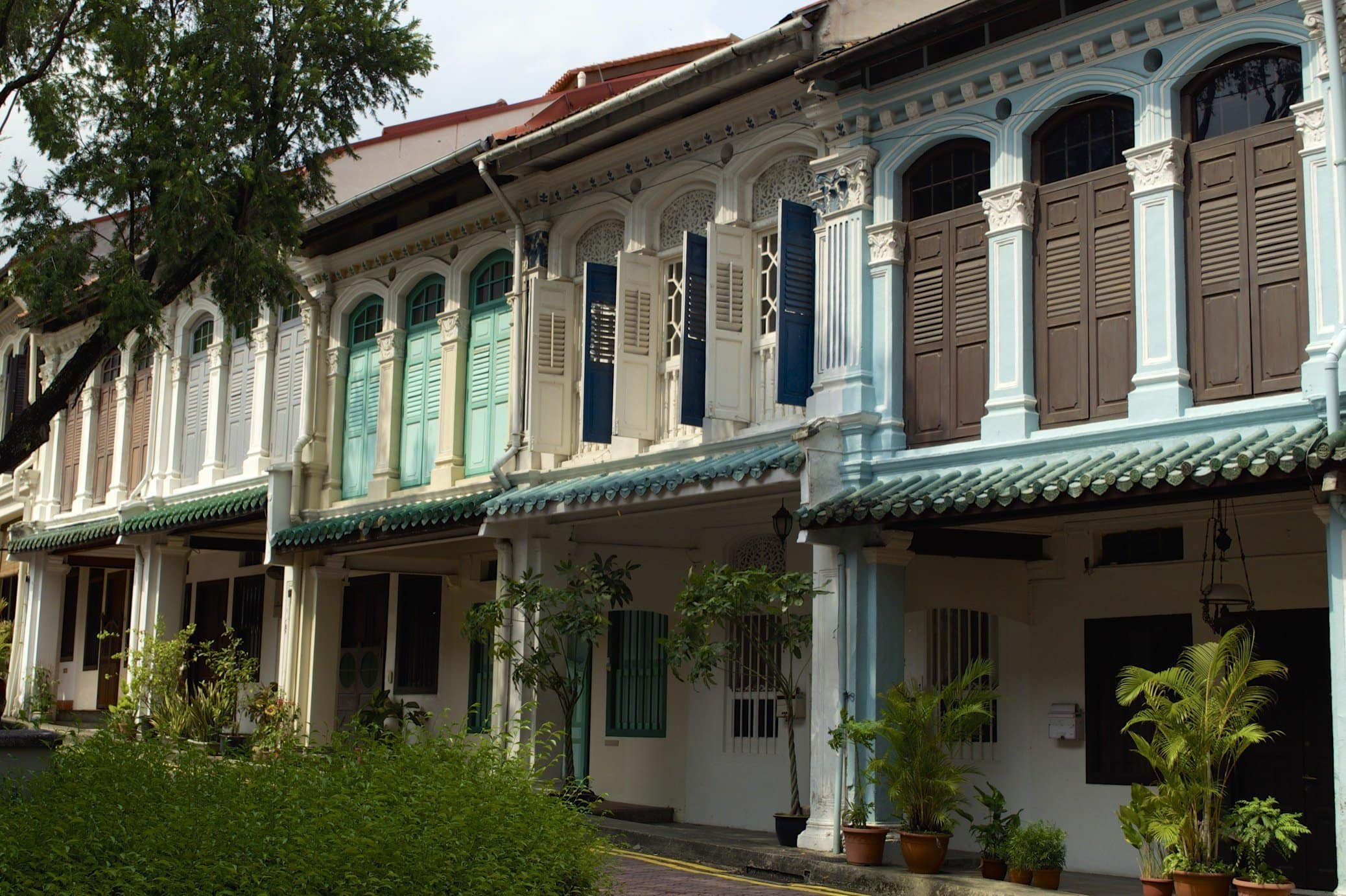 Emerald Hill Singapur