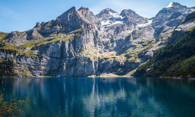 Bergseen: Oeschinensee