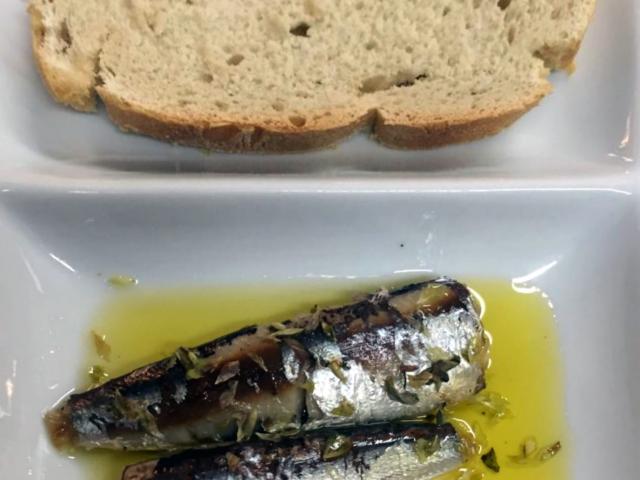 Sardinen Bolhao Markt Taste Porto Food Tour