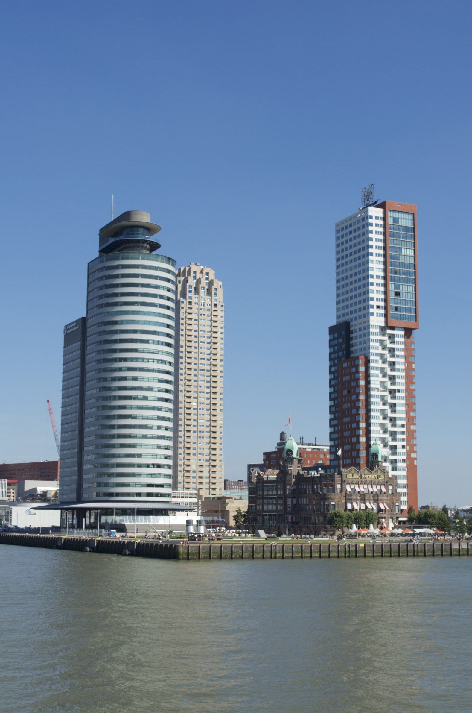 Hotel New York in Rotterdam