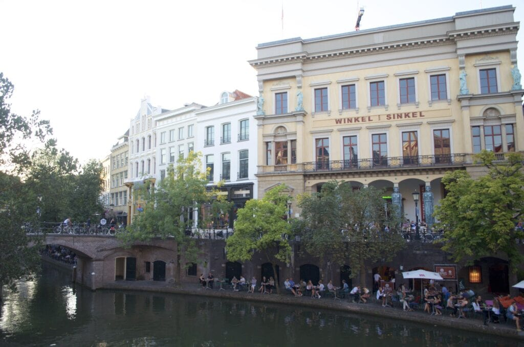 Winkel van Sinkel in Utrecht