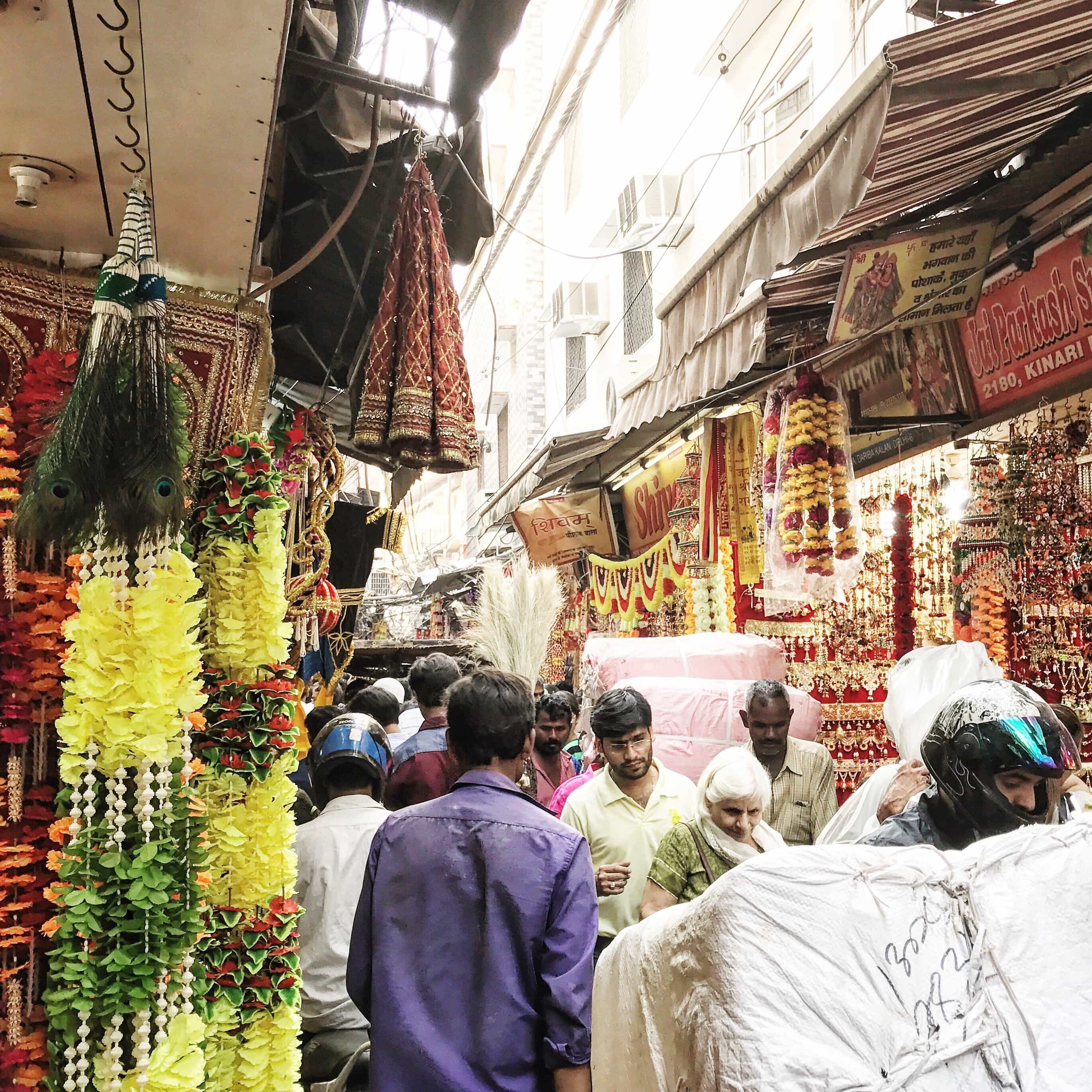 Dariba Kalan im Chandni Chowk Delhi