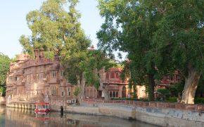 Heritage Hotel Gajner Palace mit See