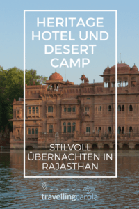 Heritage Hotel und Desert Camp
