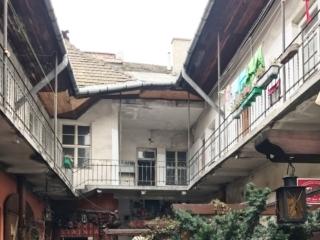 Krakau Kasimierz Schauplatz der Deportation in Schindlers Liste