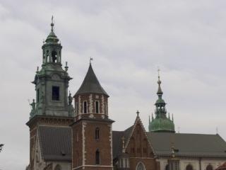 Krakau Wawel Kathedrale