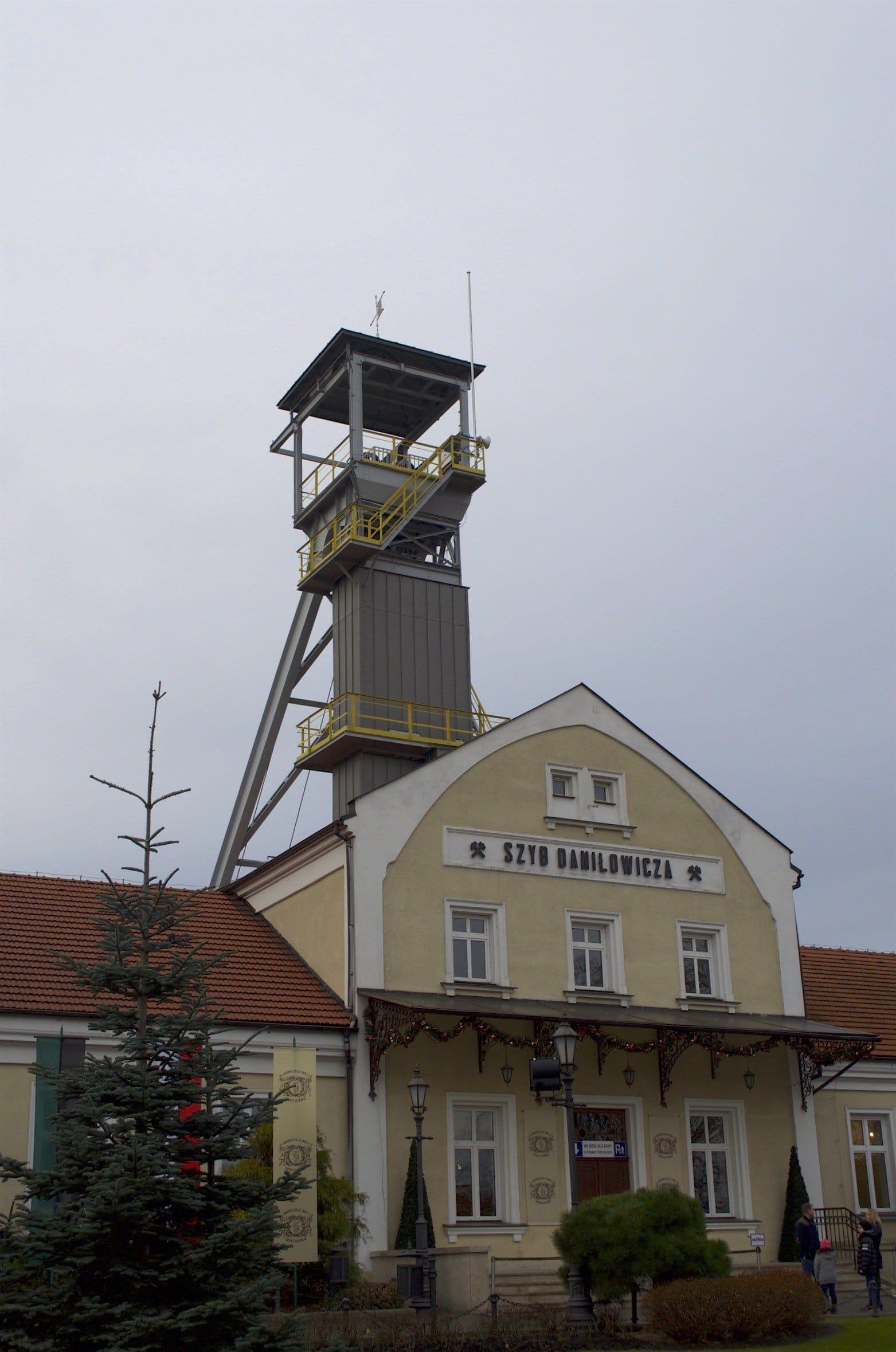 Salzbergwerk Wieliczka bei Krakau