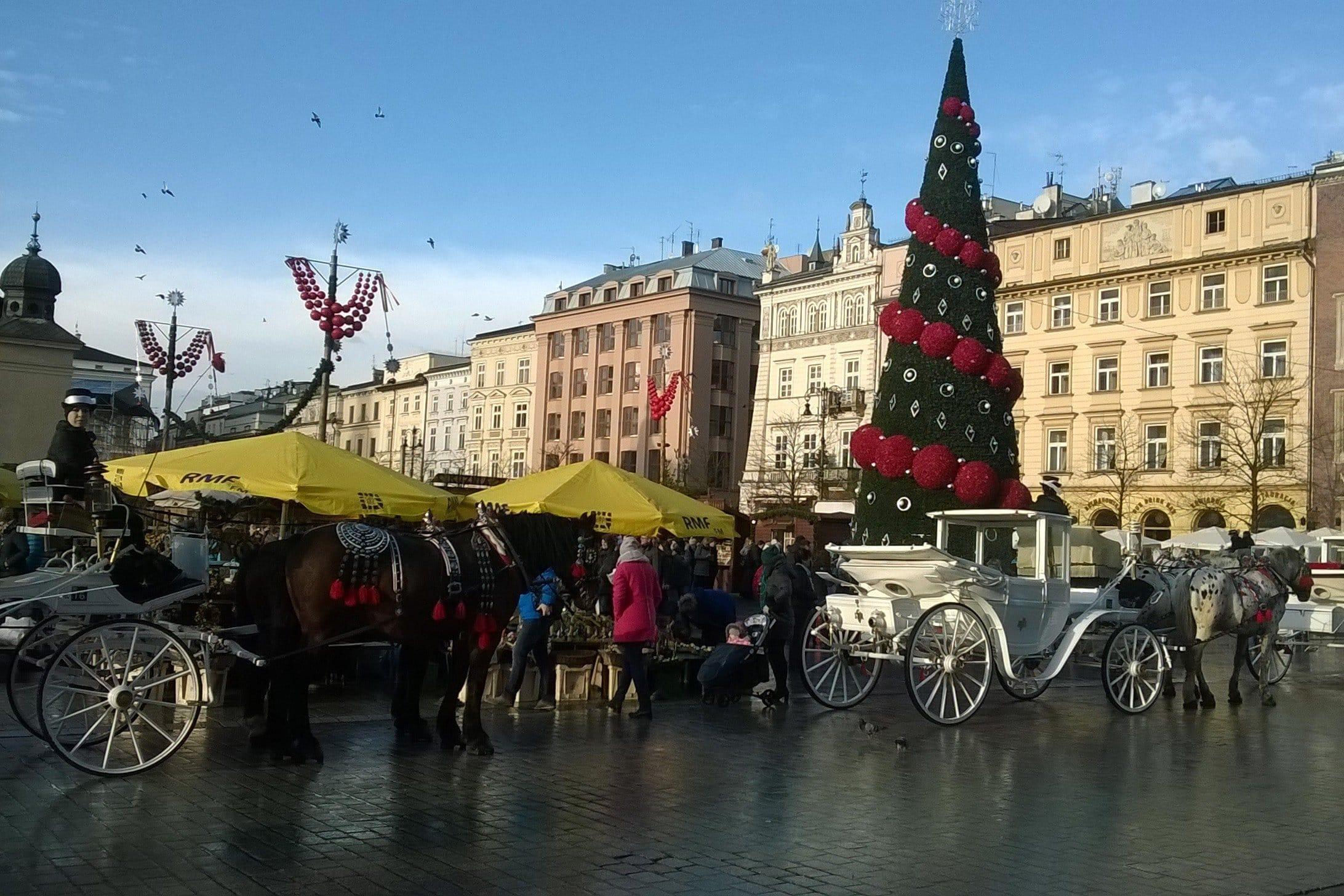 Krakau Rynek Główn
