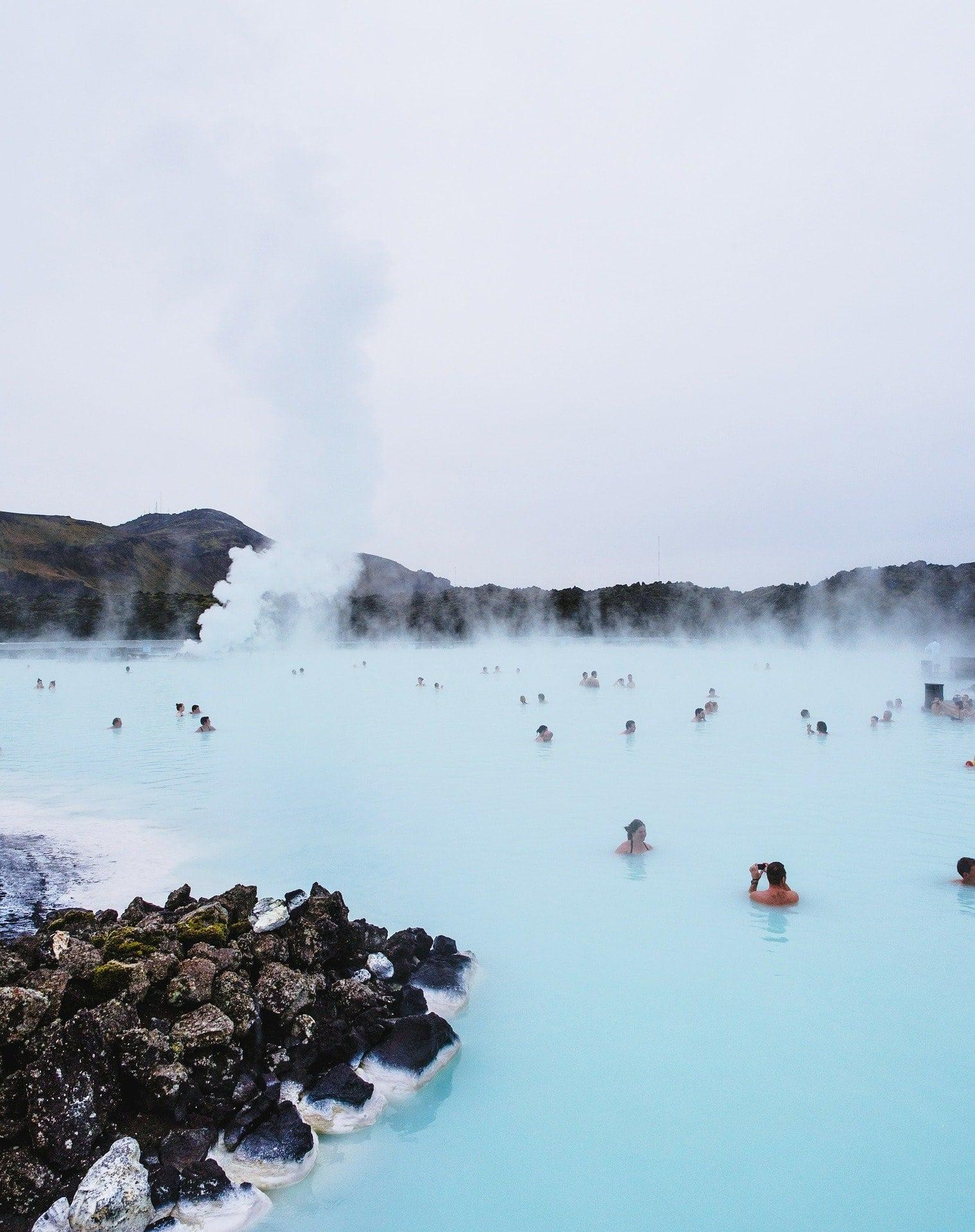 Reisepläne 2017 Island Blaue Lagune