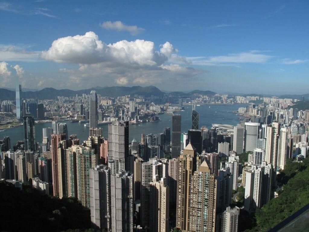 Reisepläne 2017 Hongkong Victoria Peak