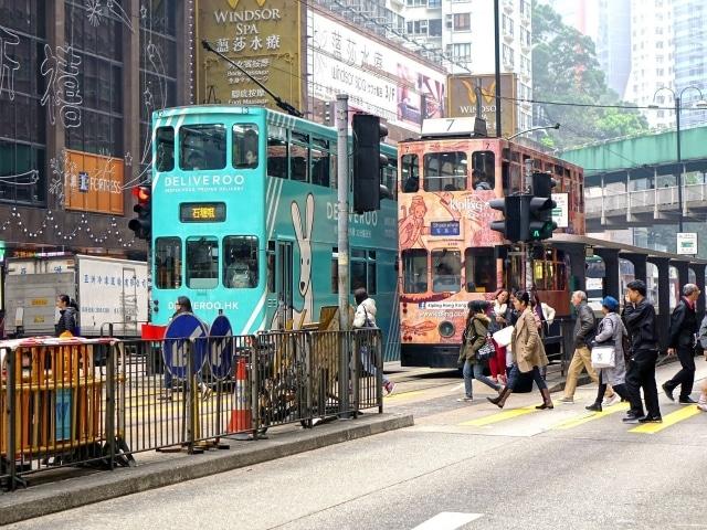 Reisepläne 2017 Hongkong Nathan Road