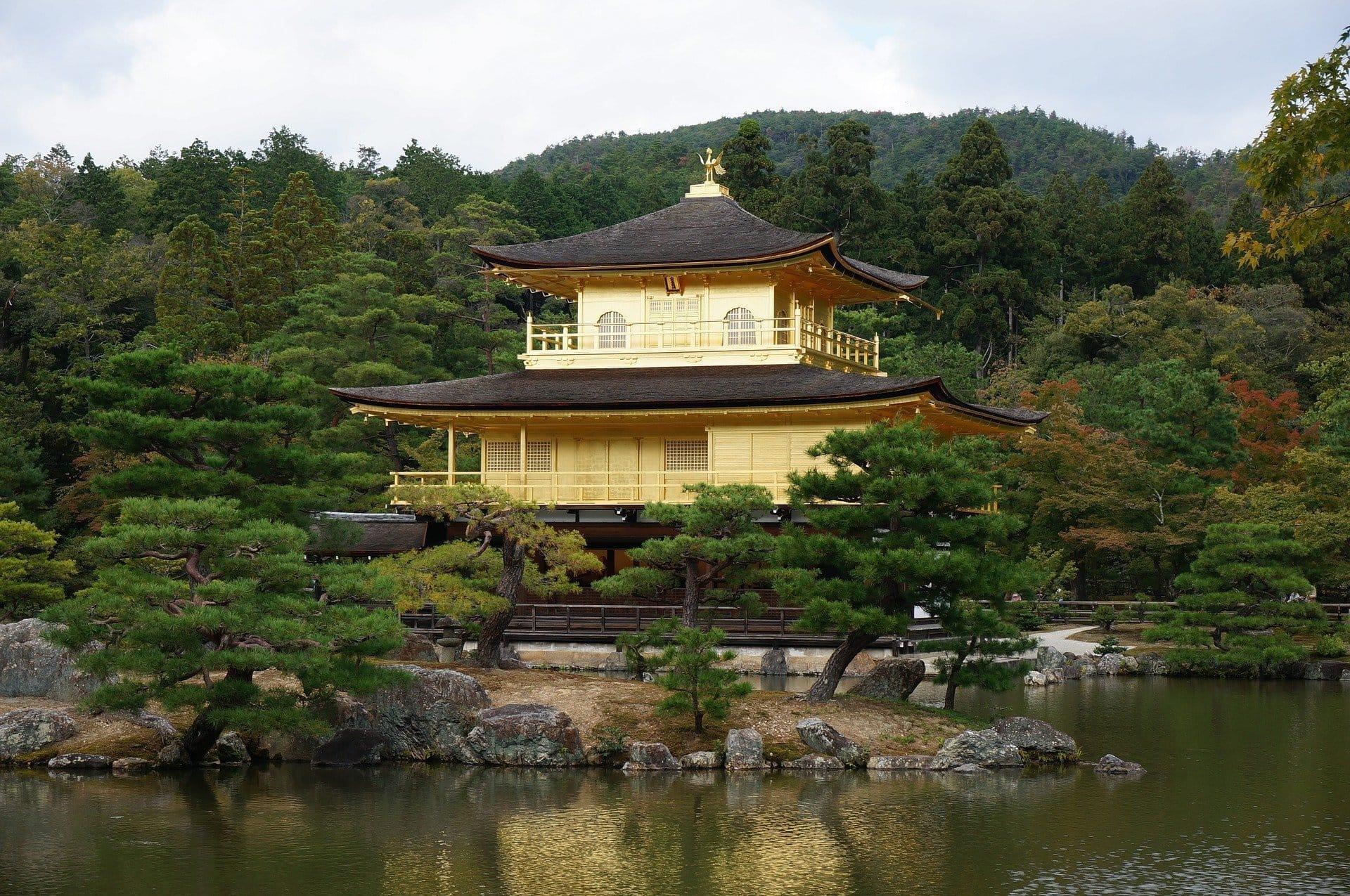 Reisepläne 2017 Japan Kyoto