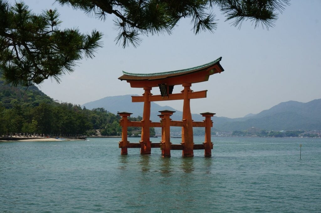 Reisepläne 2017 Japan Hiroshima