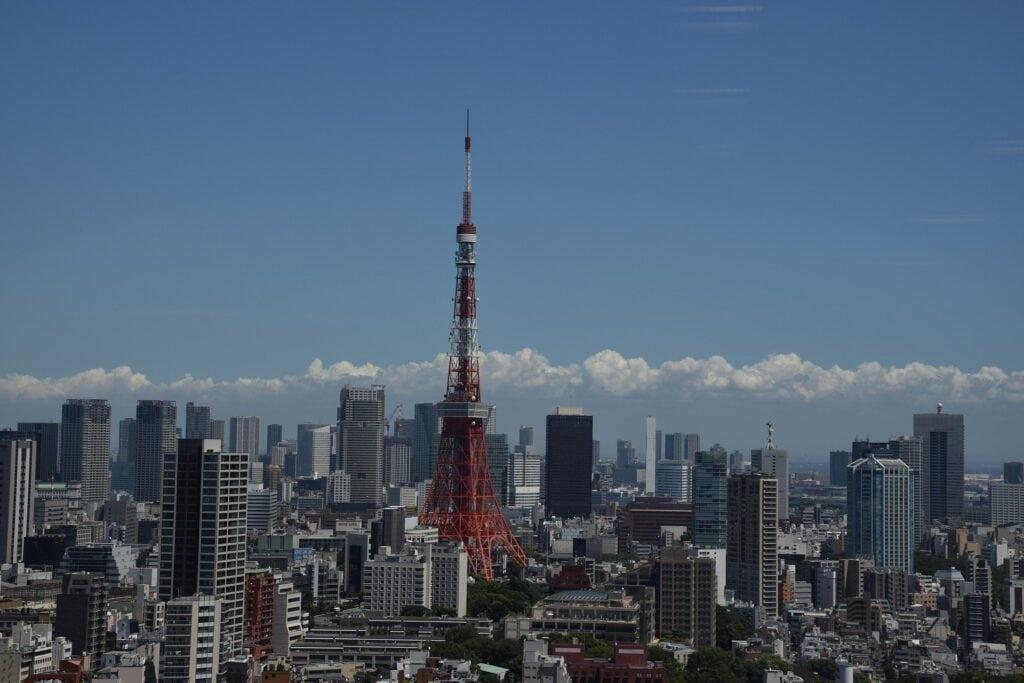 Reisepläne 2017 Japan Tokio