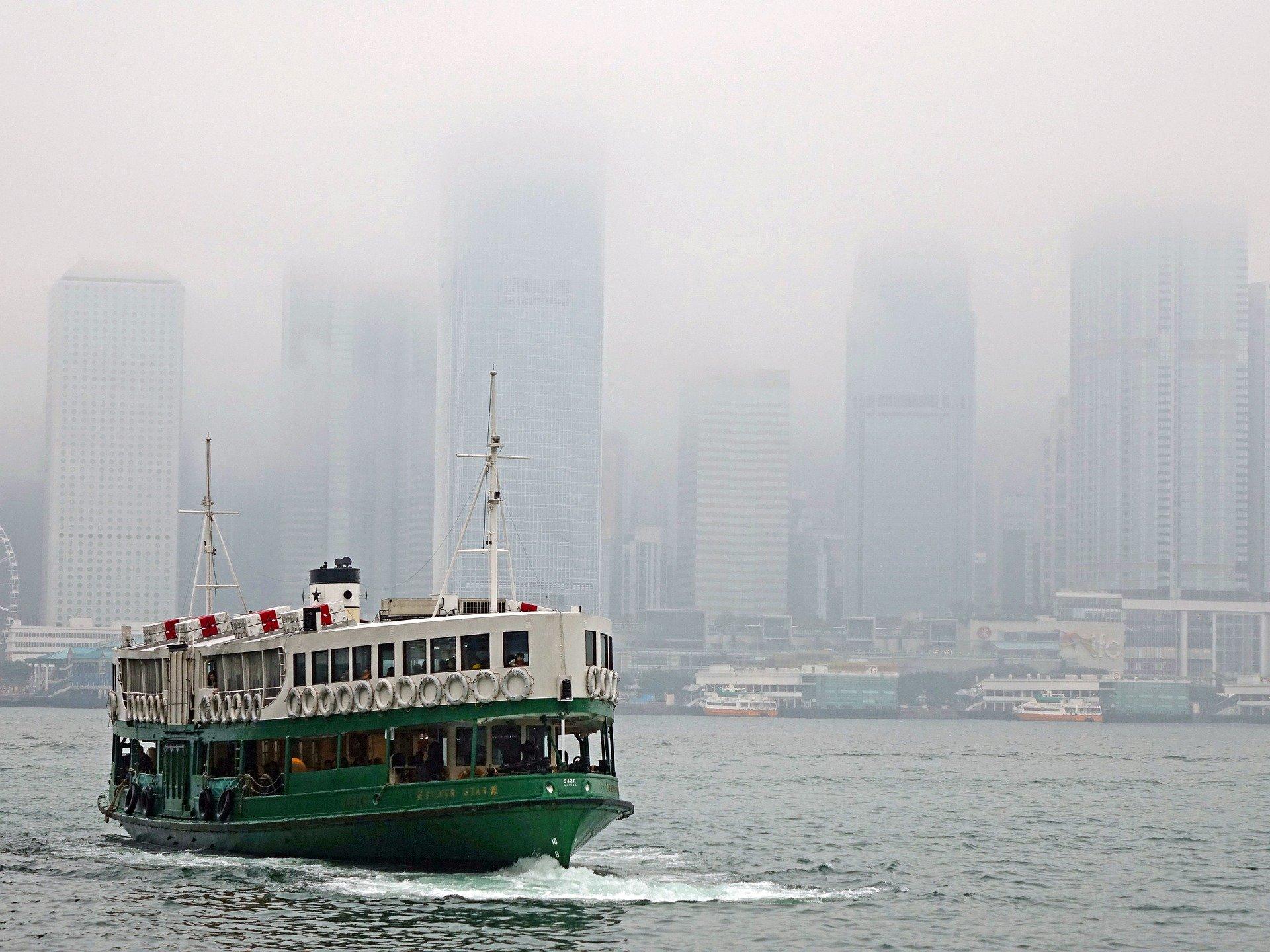Reisepläne 2017 Hongkong Star Ferry