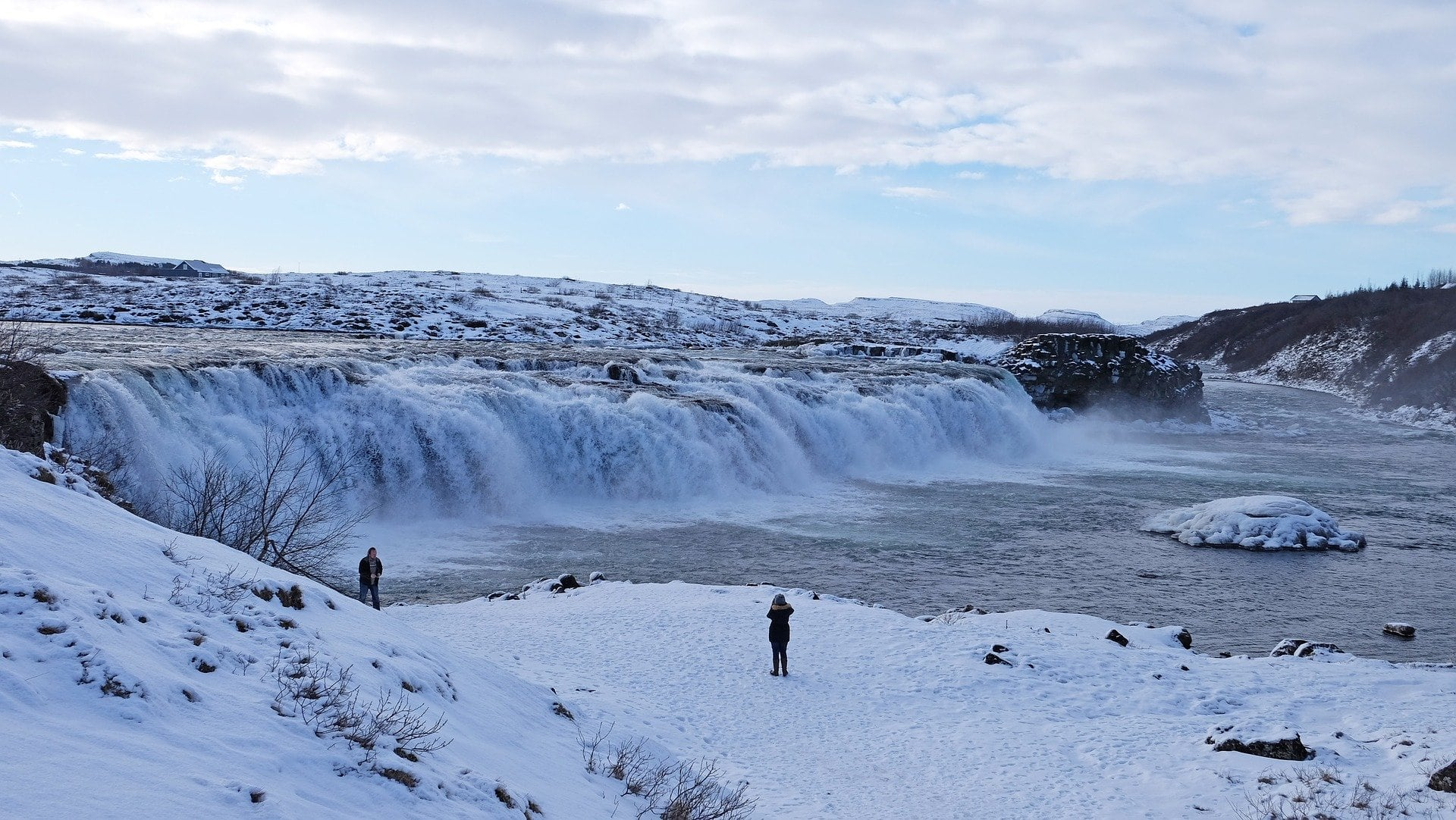 Reisepläne 2017 Island Wasserfälle