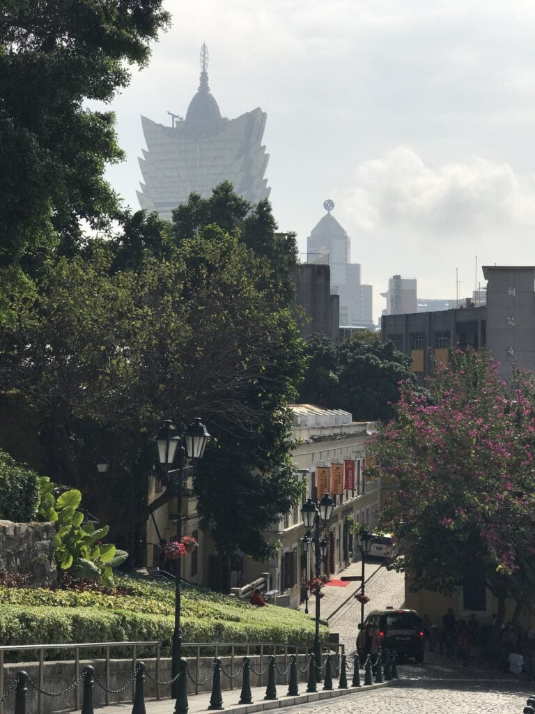 Festung Macao