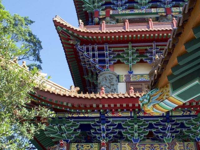 Po Lin Kloster auf Lantau Hongkong
