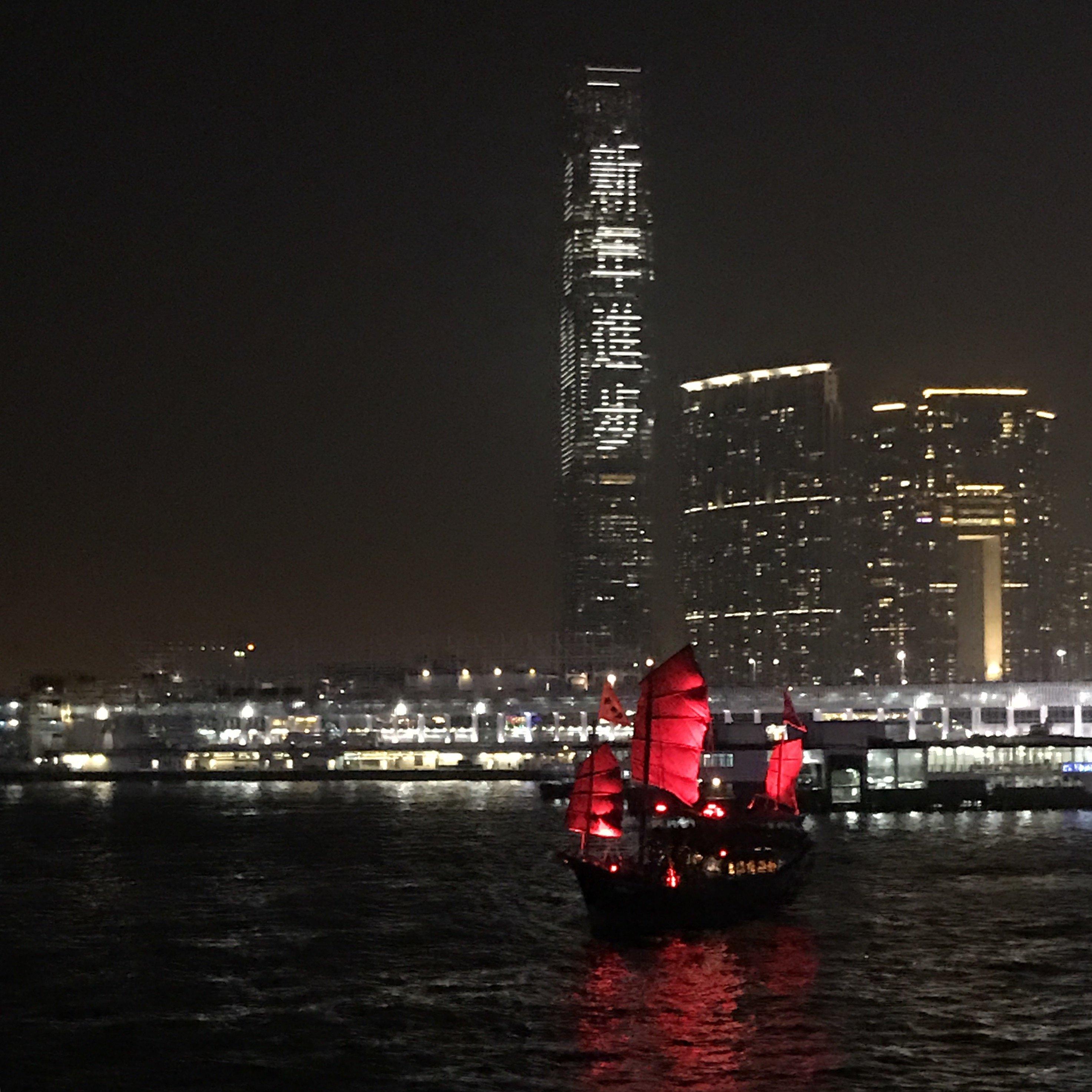 Hongkong Symphonie of Lights