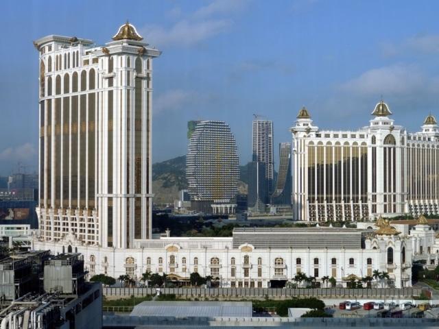 Hotel und Casino in Macao