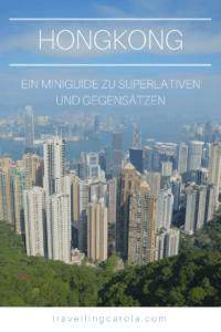 Hongkong ein Miniguide zu Superlativen und Gegensätzen