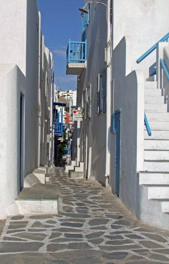 Reisepläne 2017 Mykonos