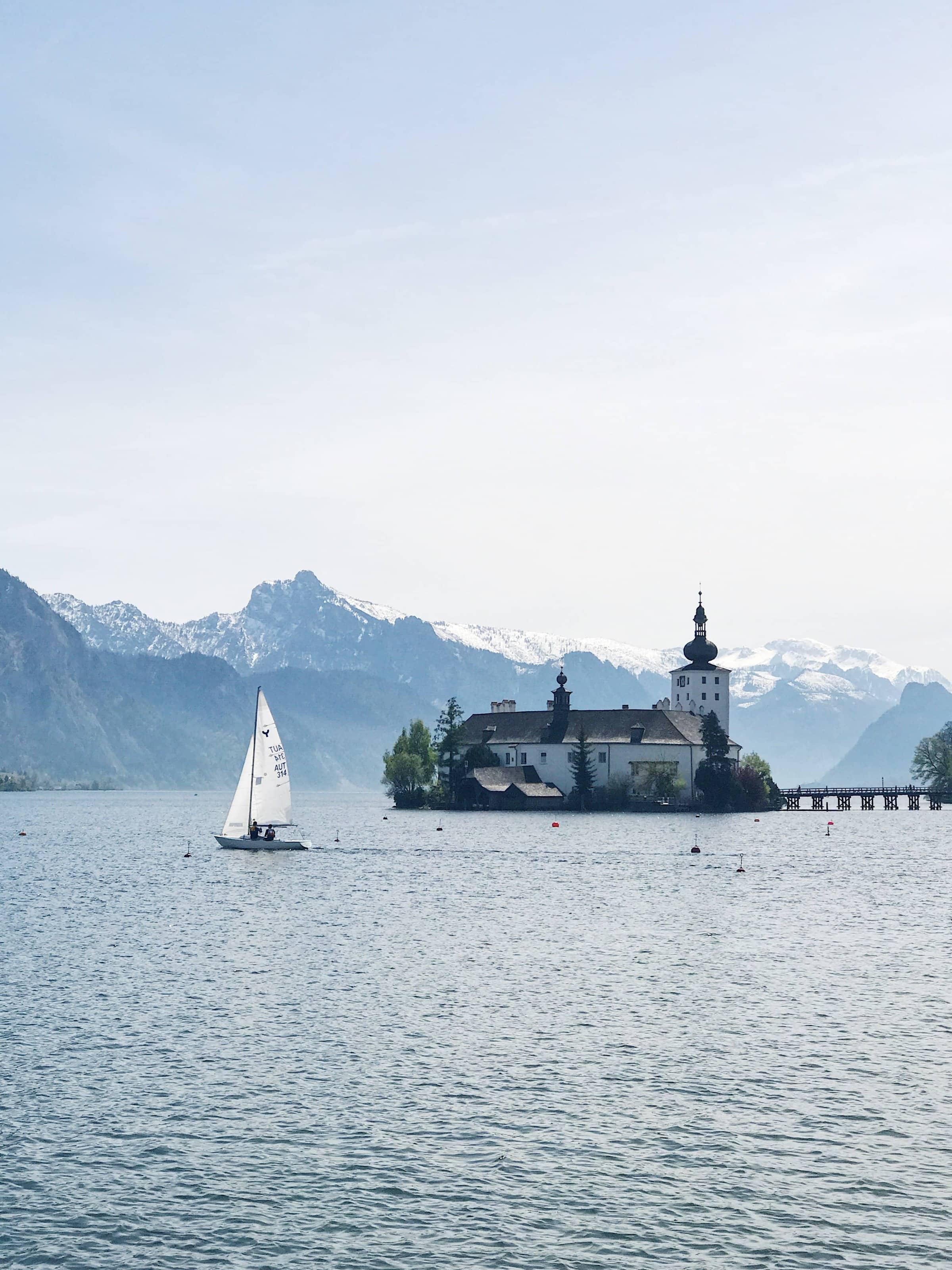 Seeschloss Ort in Gmunden