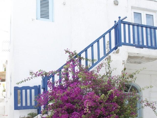 Mykonos abseits der Touristenströme