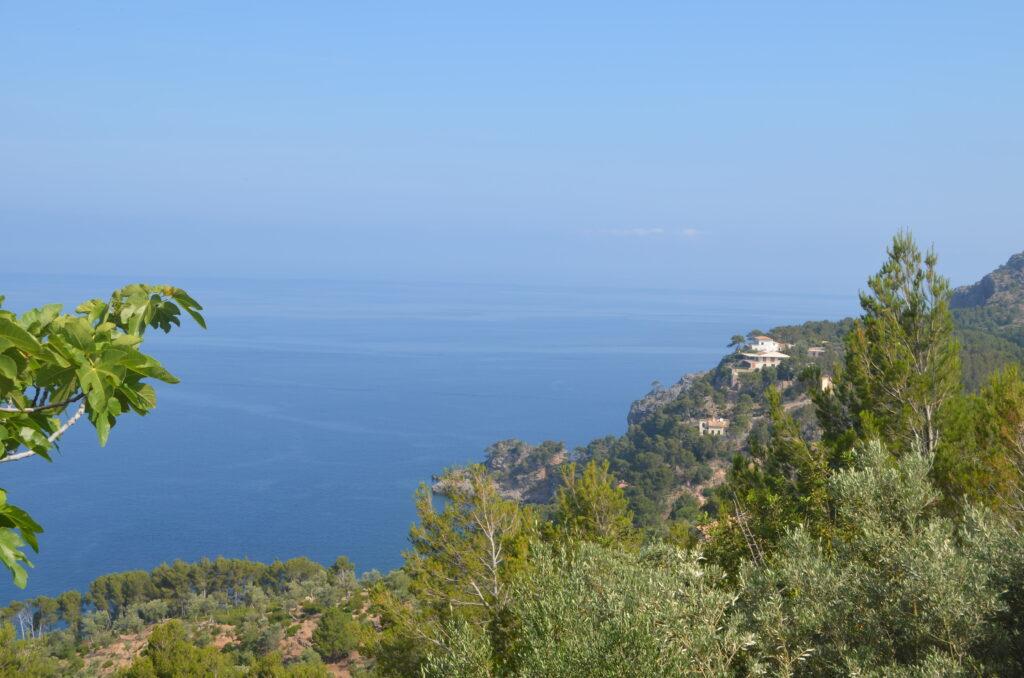 Aussichten in der Tramuntana Mallorca