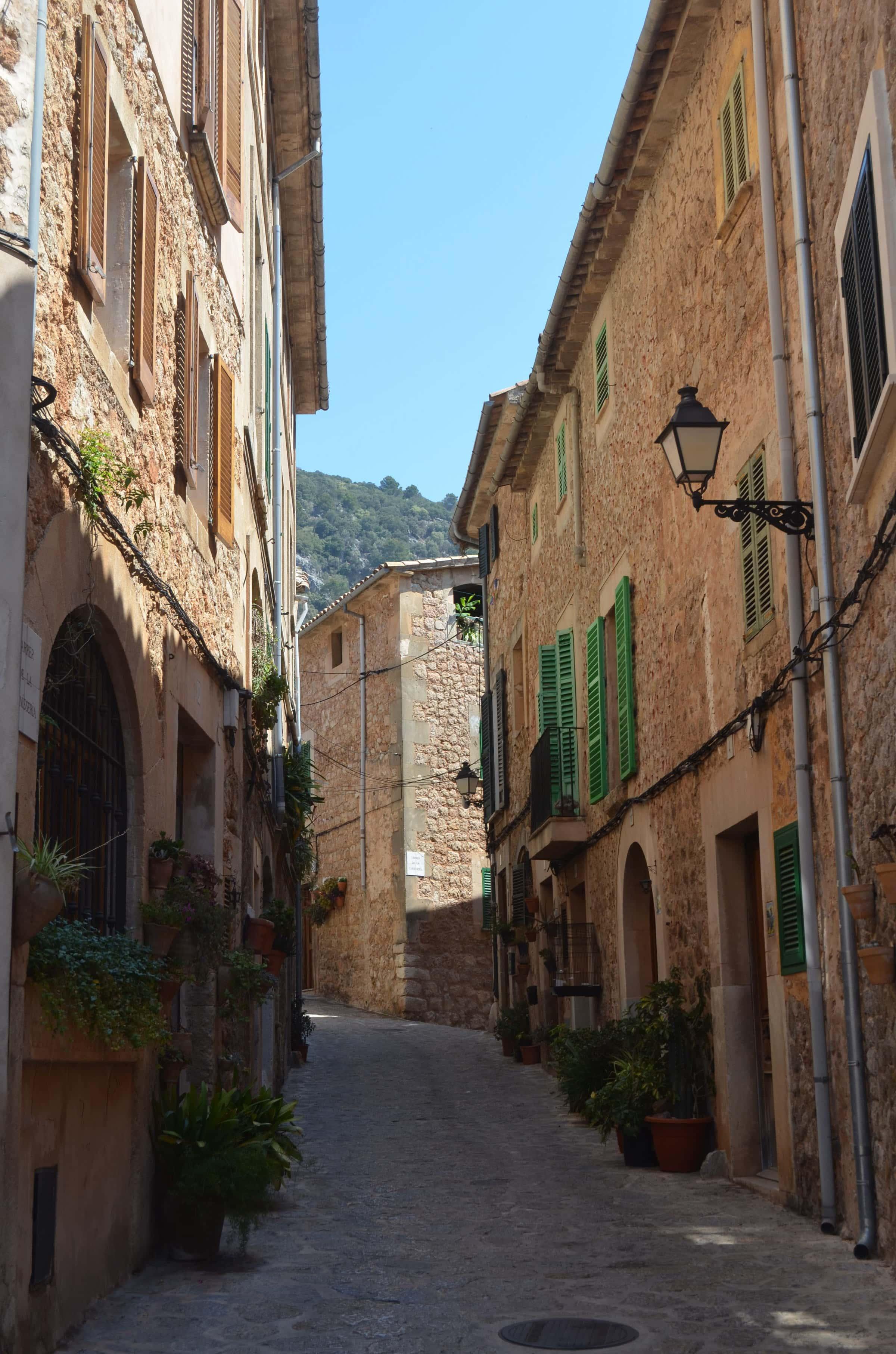 Altstadt von Valldemossa
