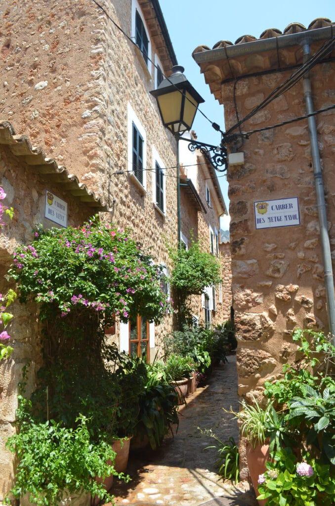 Fornalutx, das schönste Dorf Spaniens