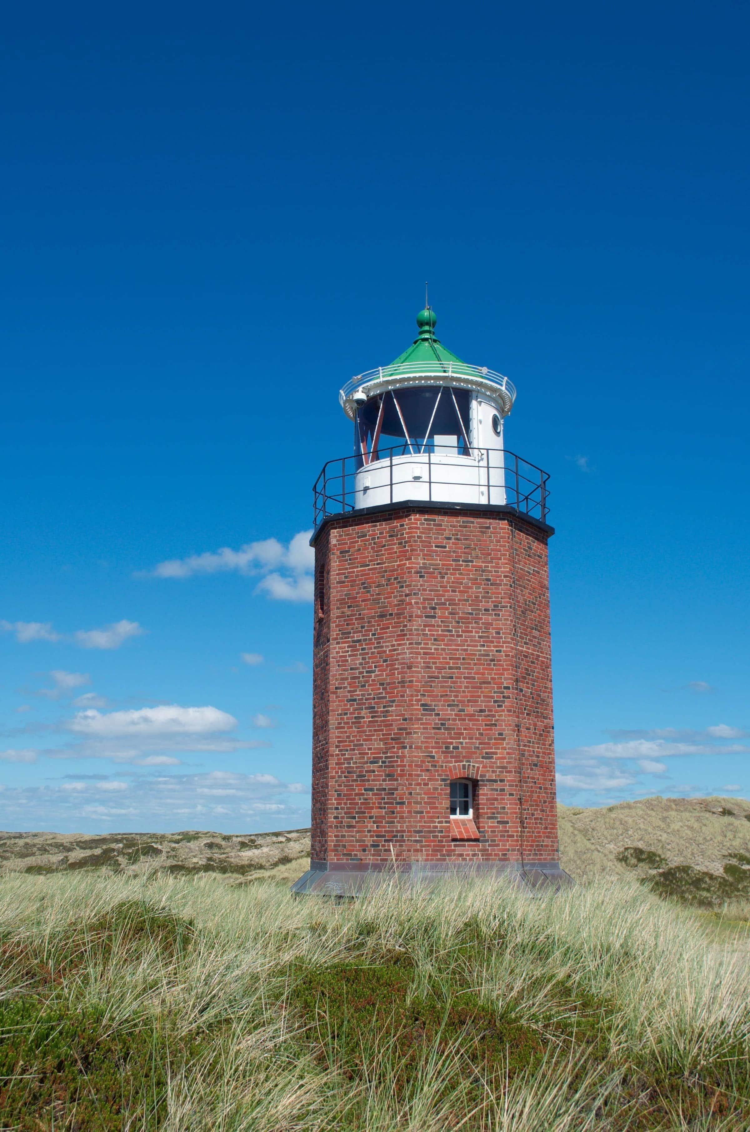 Leuchtturm bei Kampen