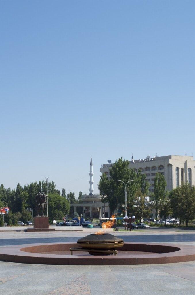 Victory Square Bischkek