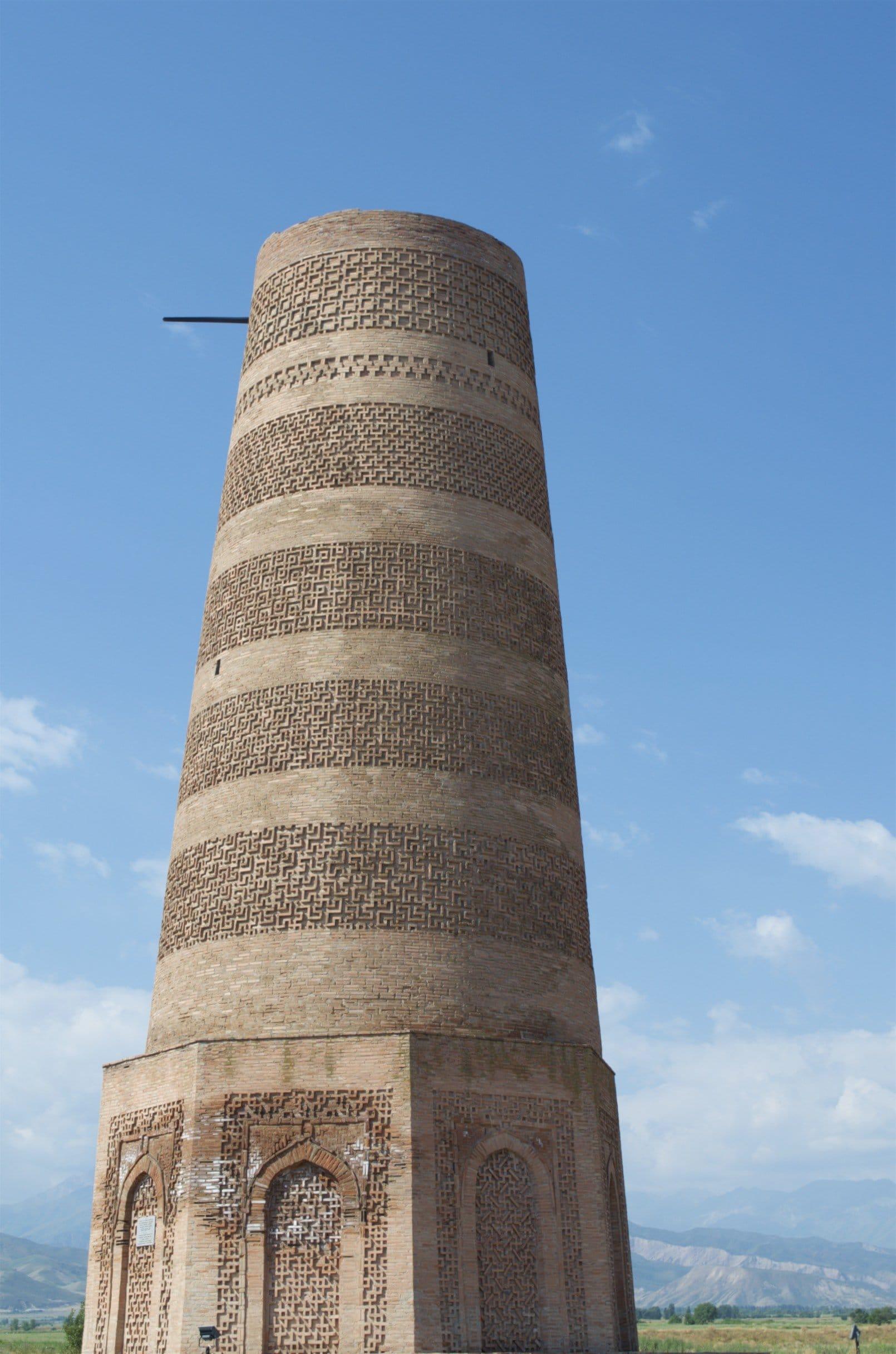 Burana Turm Kirgisistan