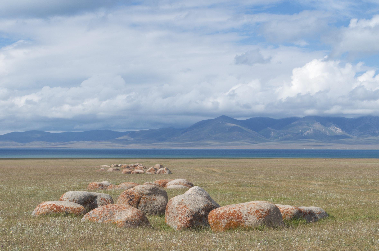 Kirgisistan Steinkreise