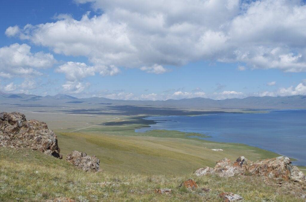 Song-Köl-See Kirgisistan