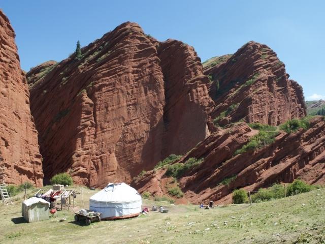 Jety-Ögüz Kirgisistan