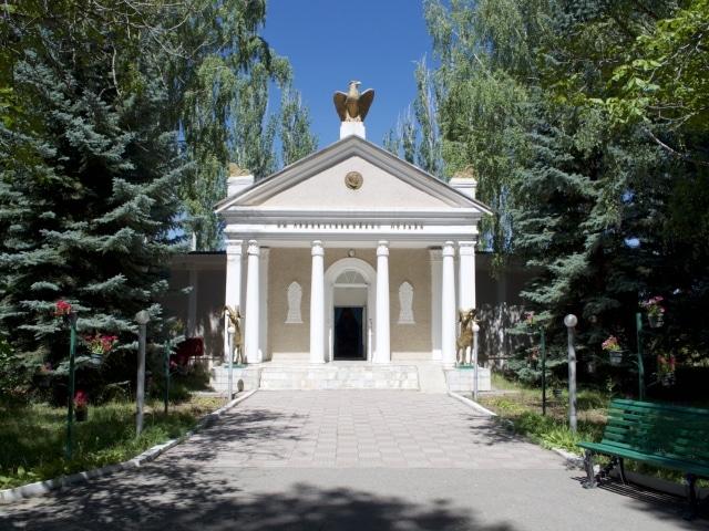 Przhevalsky-Museum Karakol
