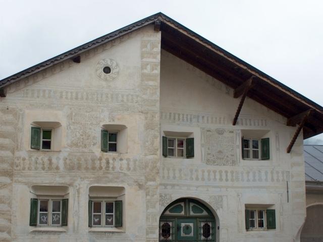 Haus Nr. 51, Vorlage für das Kinderbuch Schellen-Ursli