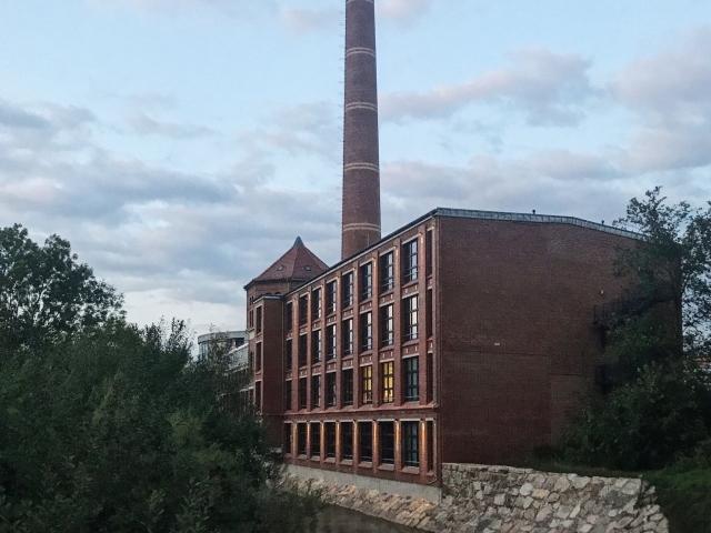 ehemalige Fabrik Haase in Chemnitz